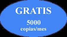 5000 Copias gratis