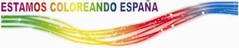 Coloreando España